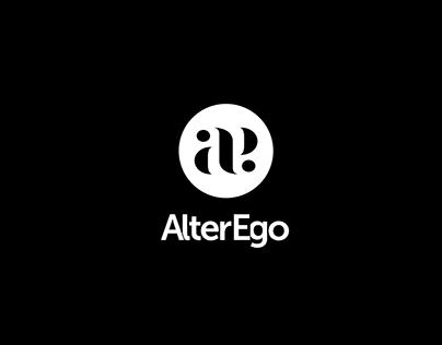 AlterEgo - Logo Animation