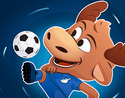 Mascot Design: Hoffi