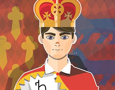 23º Rei da Pedra do Reino
