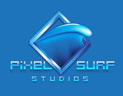 Pixel Surf Studios Logo