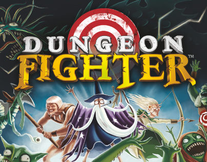 Dungeon Fighter - the boardgame