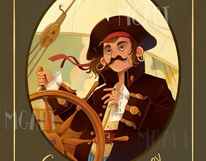 Captain Filard Fossey
