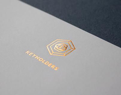 Keyholders - Visual Identity