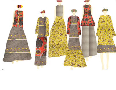 Fabric manipulation collection