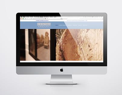 Web Centro Armario