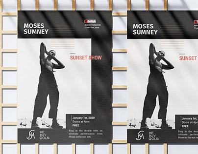 Moses Sumney | Sunset Show