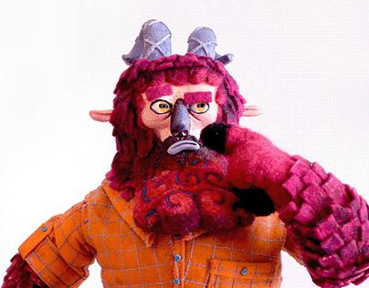 Erland / Puppet Making