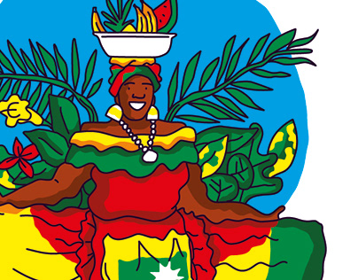Cartagena tote bags