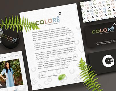 Brand Redesign - Colorê -