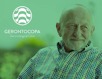 Gerontocopa - Gerontological Clinic Website