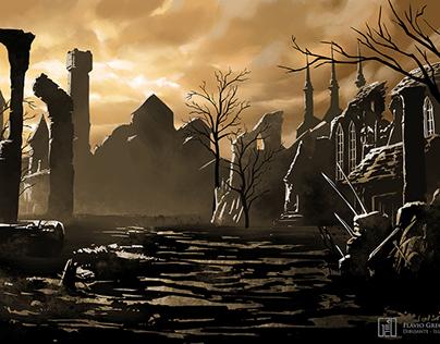 Might & Magic Heroes - Concept Art & Illustration