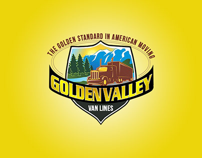 Golden Valley Van Lines Social Media Campaign Designs