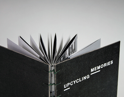 Upcycling Memories Book