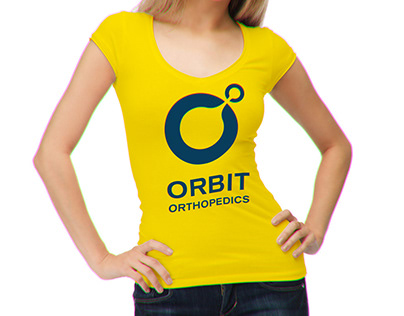 Orbit Orthopedics branding