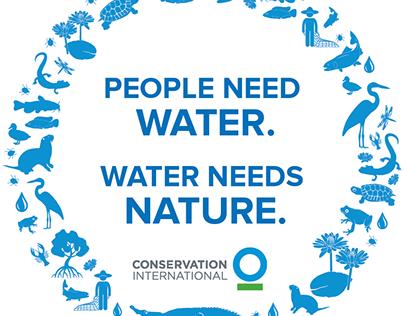 World Water Week Sticker