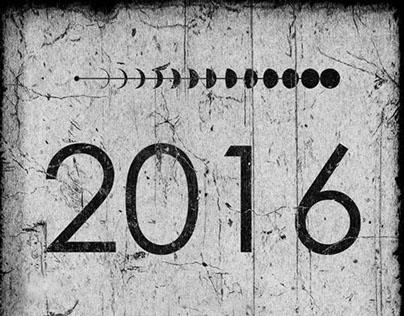 Сonceptual Calendar 2016