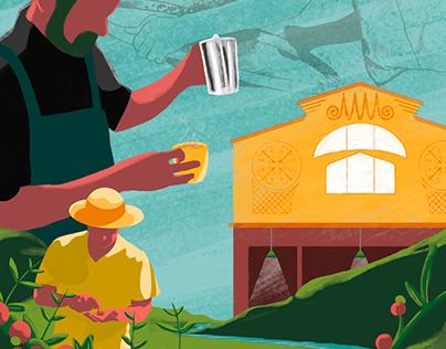 Mercado do café