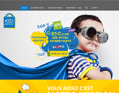 Website || Eco-partner.be