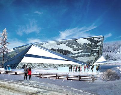 Entertainment and Sports Arena in Zakopane