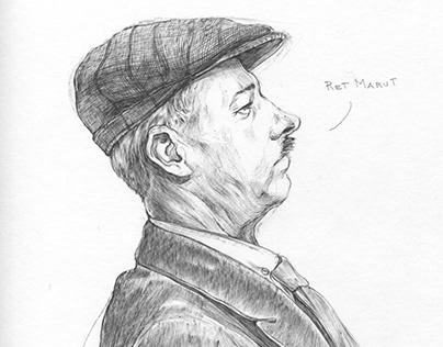 Portrait of Ret Marut
