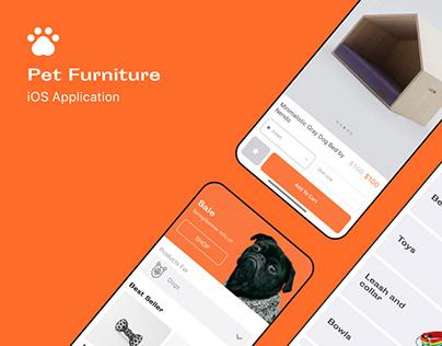 Pet Furniture — mobile app