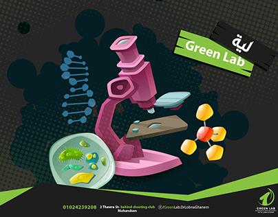 Green Lab Social Media