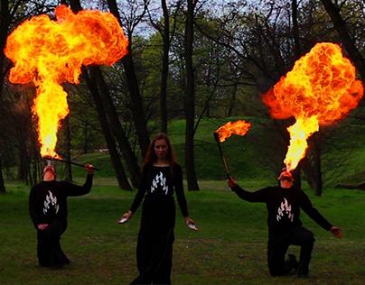 Hebi Group - Fireshow Promo 2016