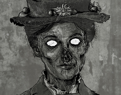 Hollywood Zombie