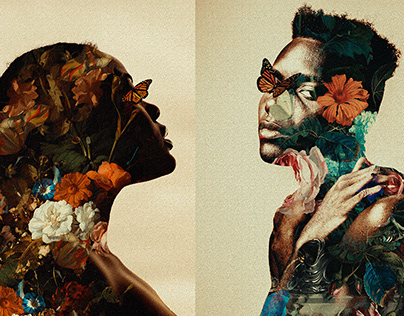 Floral Beings