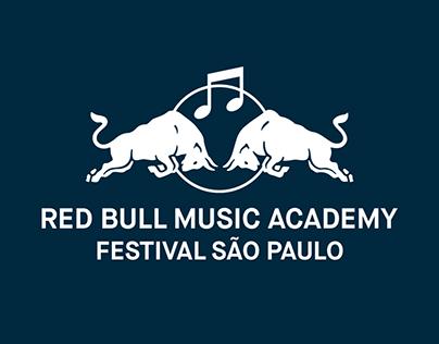 Red Bull Music Academy Festival São Paulo