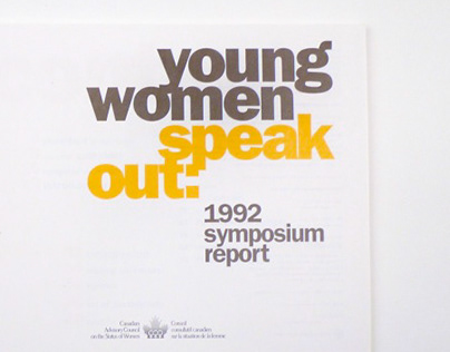 Young Women Speak Out