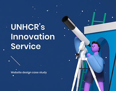 UNHCR's Innovation Service