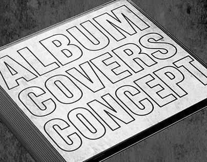 "Album Covers - Hip Hop ""Indie"""