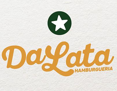Da Lata | Branding
