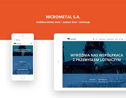 NICROMETAL WEB/MOGRA