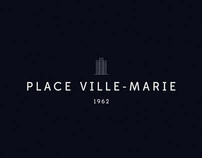Place Ville-Marie - Signage