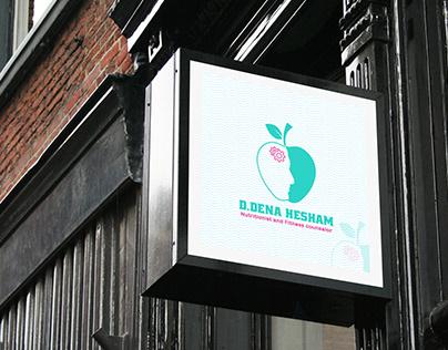 Business stationery Dena Hesham