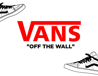 """""""VANS"""" Poster Design"""
