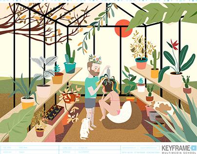 Healing Garden / Thao Anh
