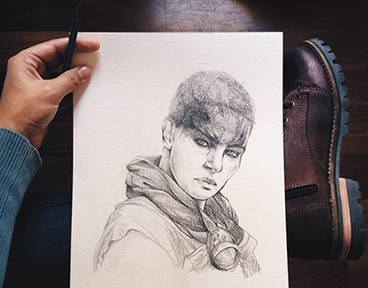 Drawings and sketchbooks