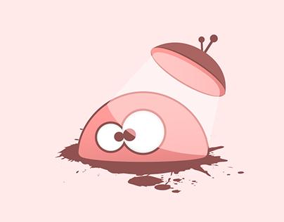 Serijski web and mascot