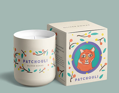 YCN Candle Packaging