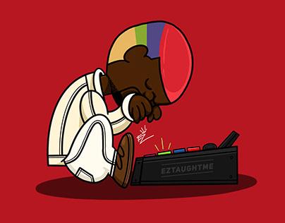 I inspired Kanye West