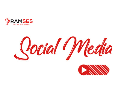 Ramses İşitme Cihazları Social Media Collection
