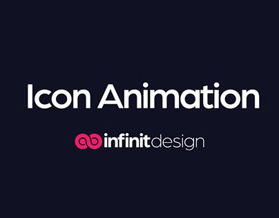 Infinit Design - Icon Animation