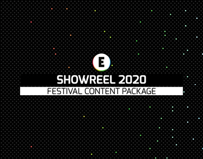 Festival Showreel - Content Packages