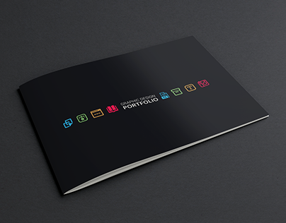 Portfolio Brochure Template Vol01 On Behance