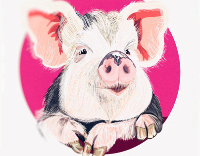 Illustration: P I G |pig|