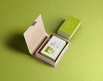 Atis Hotel. Branding. Web-design.