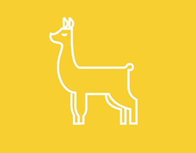 Some simple line animations of animals.
